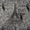 Paris - Hill-Berg Fabrics - per 25cm