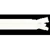 Zipper skirt, 15cm, white (501)