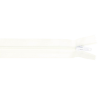 Zipper skirt, 20cm, white (501)