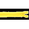 Zipper skirt, 50cm, yellow (505)