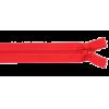 Zipper skirt, 40cm, red (519)