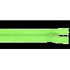 Zipper skirt, 15cm, green (536)