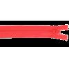 Zipper skirt, 60cm, red (820)