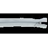 Zipper invisible, 40cm, grey (004)