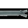 Zipper invisible, 40cm, grey (576)
