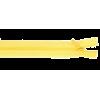 Blinde rits, 40cm, geel (645)