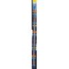 Single-pointed with knob, aluminium, 40cm, 3,50mm - per pair