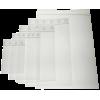 Grip bags, 100x150mm (10 stuks)
