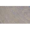 Organza lint, 6mm, wit - per 25cm
