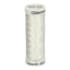Embroidery thread, 200m, silver (col 1236)