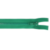 Zipper profile, 50cm, green (536d)